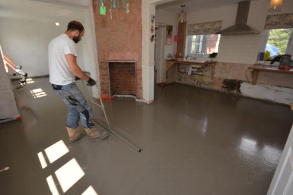 Floor Screeding Petersfield